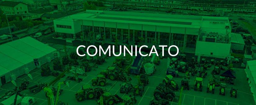 Comunicato di Fiera Agricola Treviglio